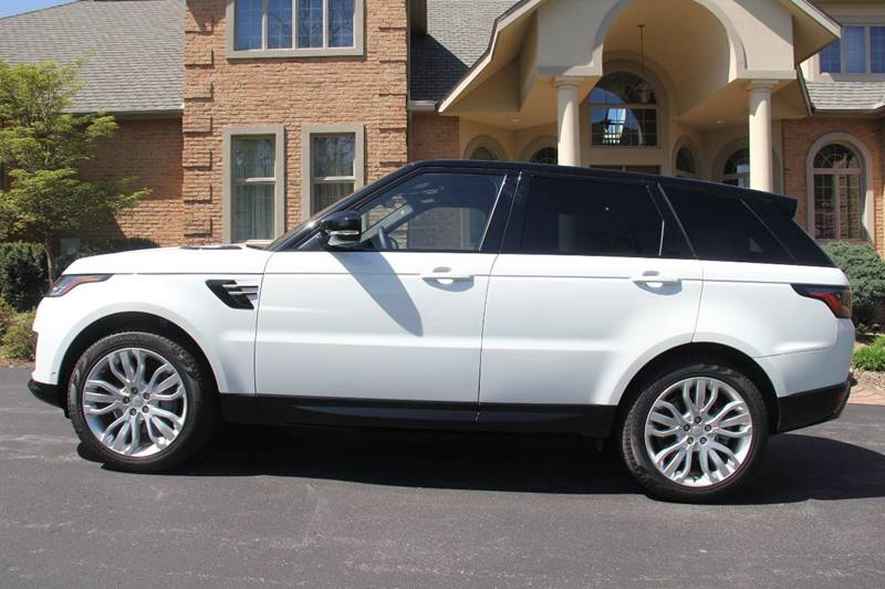 2019 Land Rover Range Rover Sport AWD HSE 4dr SUV In ... Range Rover Clic Stereo Wiring on