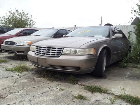 2001 Cadillac Seville for sale at JacksonvilleMotorMall.com in Jacksonville FL