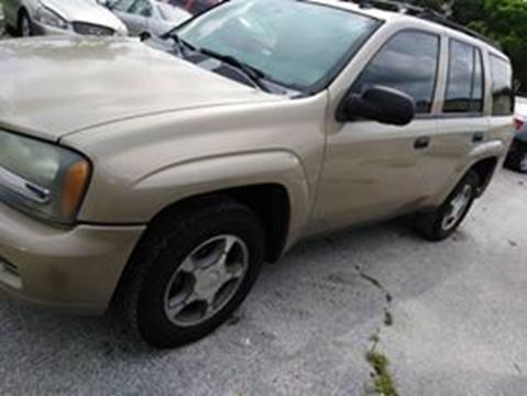 2007 Chevrolet TrailBlazer for sale at JacksonvilleMotorMall.com in Jacksonville FL