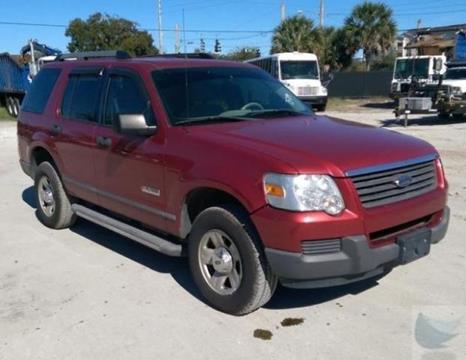 2006 Ford Explorer for sale at JacksonvilleMotorMall.com in Jacksonville FL