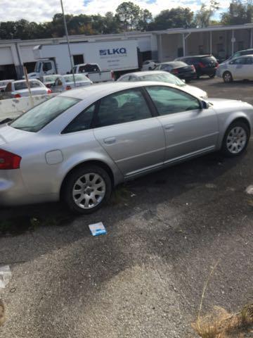 2000 Audi A6 for sale at JacksonvilleMotorMall.com in Jacksonville FL