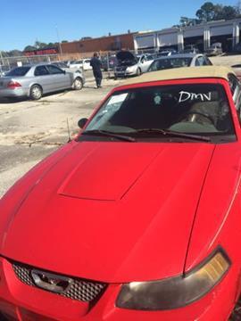 2003 Ford Mustang for sale at JacksonvilleMotorMall.com in Jacksonville FL