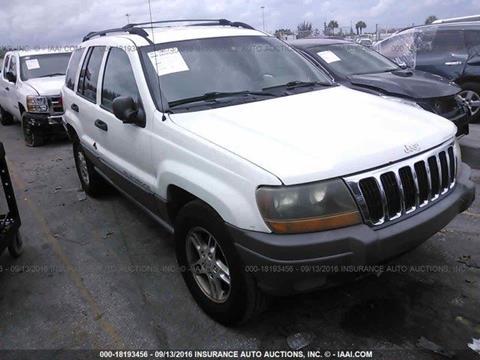2000 Jeep Grand Cherokee for sale at JacksonvilleMotorMall.com in Jacksonville FL