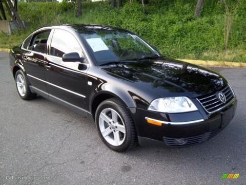 2004 Volkswagen Passat for sale at JacksonvilleMotorMall.com in Jacksonville FL