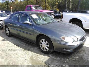 2005 Buick LaCrosse for sale at JacksonvilleMotorMall.com in Jacksonville FL
