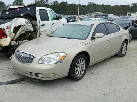 2009 Buick Lucerne for sale at JacksonvilleMotorMall.com in Jacksonville FL