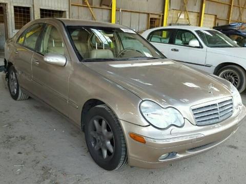 2001 Mercedes-Benz C-Class for sale at JacksonvilleMotorMall.com in Jacksonville FL