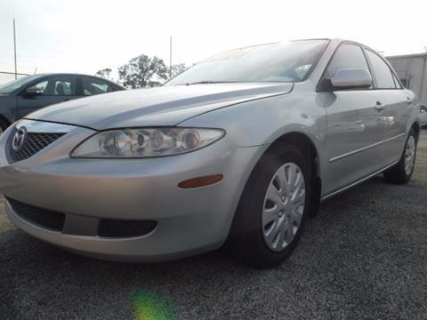 2005 Mazda MAZDA6 for sale at JacksonvilleMotorMall.com in Jacksonville FL