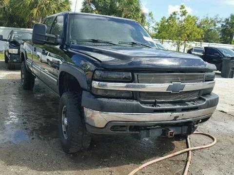 2002 Chevrolet Silverado 2500HD for sale at JacksonvilleMotorMall.com in Jacksonville FL