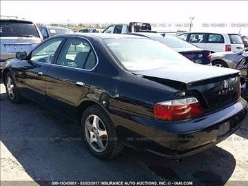 2003 Acura TL for sale at JacksonvilleMotorMall.com in Jacksonville FL