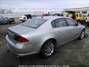 2007 Buick Lucerne for sale at JacksonvilleMotorMall.com in Jacksonville FL