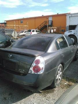 2006 Nissan Altima for sale at JacksonvilleMotorMall.com in Jacksonville FL