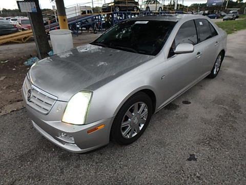 2005 Cadillac STS for sale at JacksonvilleMotorMall.com in Jacksonville FL