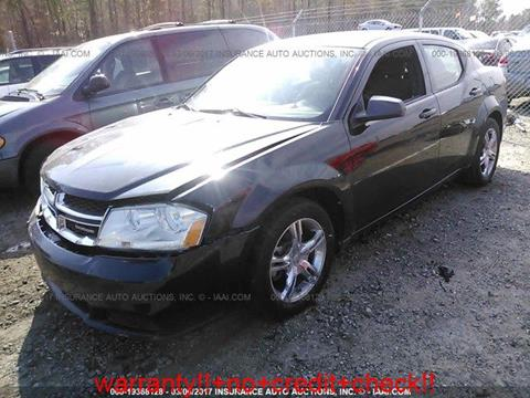 2011 Dodge Avenger For Sale In Florida
