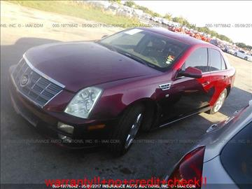 2008 Cadillac STS for sale at JacksonvilleMotorMall.com in Jacksonville FL