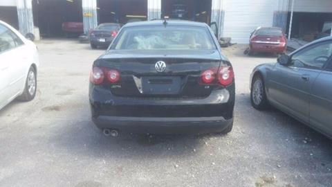 2009 Volkswagen Jetta for sale at JacksonvilleMotorMall.com in Jacksonville FL