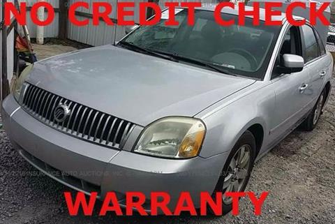 2005 Mercury Montego for sale in Jacksonville, FL