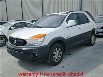 2003 Buick Rendezvous for sale at JacksonvilleMotorMall.com in Jacksonville FL