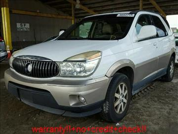 2004 Buick Rendezvous for sale at JacksonvilleMotorMall.com in Jacksonville FL