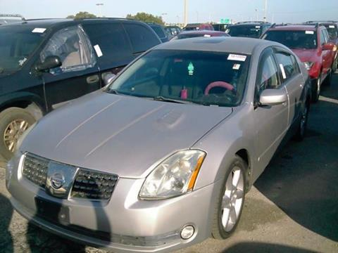 2004 Nissan Maxima for sale at JacksonvilleMotorMall.com in Jacksonville FL