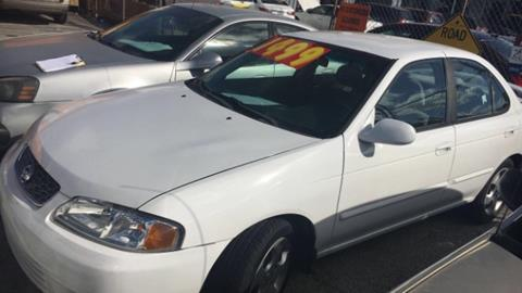 2003 Nissan Sentra for sale at JacksonvilleMotorMall.com in Jacksonville FL
