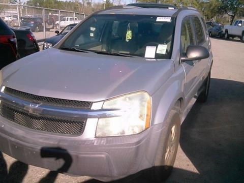 2005 Chevrolet Equinox for sale at JacksonvilleMotorMall.com in Jacksonville FL