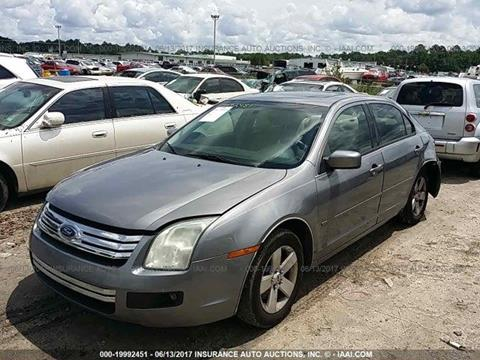 2007 Ford Fusion for sale at JacksonvilleMotorMall.com in Jacksonville FL