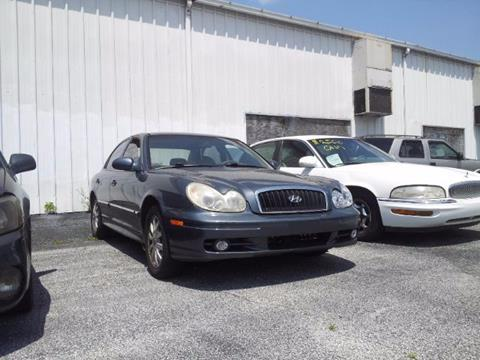 2004 Hyundai Sonata for sale at JacksonvilleMotorMall.com in Jacksonville FL