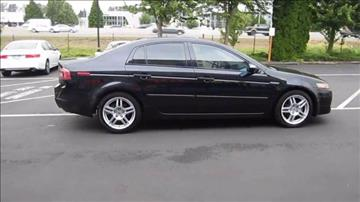 2008 Acura TL for sale at JacksonvilleMotorMall.com in Jacksonville FL