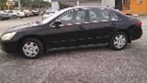 2005 Honda Accord for sale at JacksonvilleMotorMall.com in Jacksonville FL