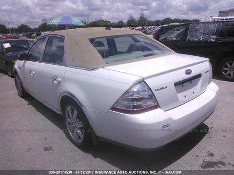 2008 Ford Taurus for sale at JacksonvilleMotorMall.com in Jacksonville FL