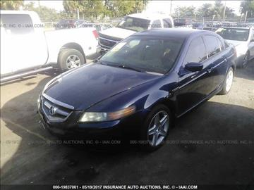 2006 Acura TL for sale at JacksonvilleMotorMall.com in Jacksonville FL