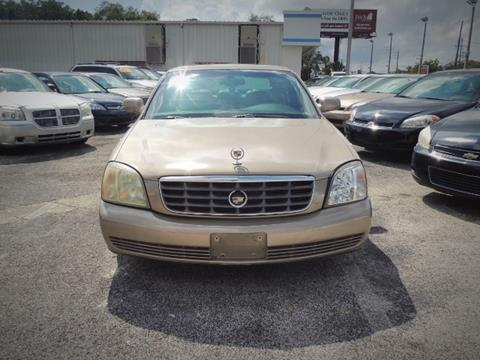 2004 Cadillac DeVille for sale in Jacksonville, FL