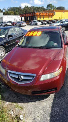 2004 Acura TL for sale at JacksonvilleMotorMall.com in Jacksonville FL