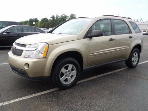 2007 Chevrolet Equinox for sale at JacksonvilleMotorMall.com in Jacksonville FL