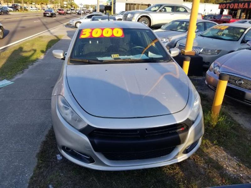 2013 Dodge Dart for sale at JacksonvilleMotorMall.com in Jacksonville FL