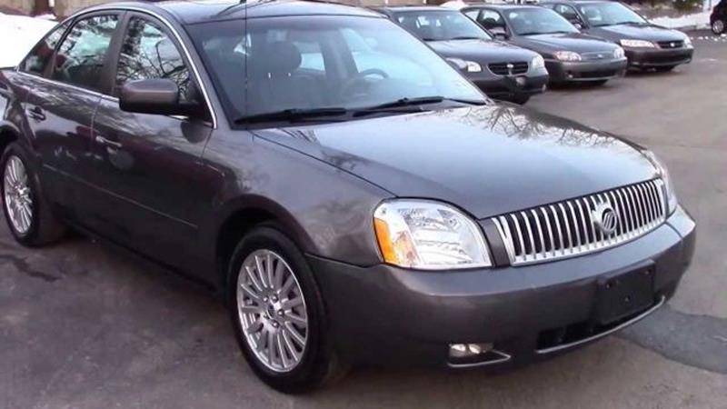 2007 Mercury Montego for sale at JacksonvilleMotorMall.com in Jacksonville FL