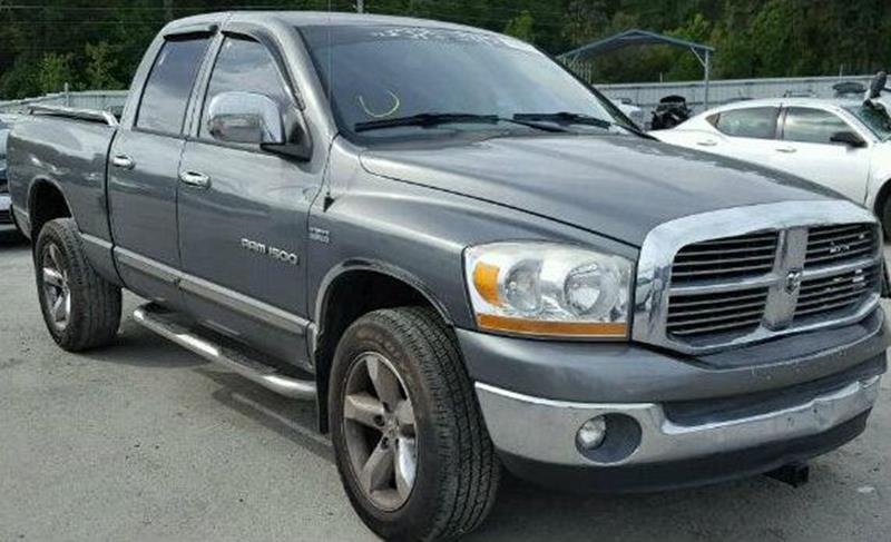 2006 Dodge Ram Pickup 1500 for sale at JacksonvilleMotorMall.com in Jacksonville FL