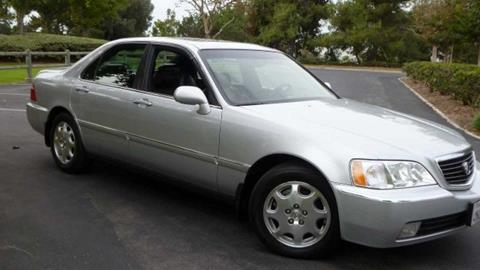 2003 acura rl for sale in sudan, tx - carsforsale