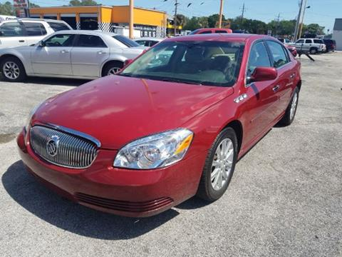 2011 buick lucerne for sale in florida for Frontier motors inc pensacola fl