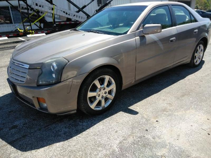 2006 cadillac cts for sale cargurus 2007 cadillac cts 36l rwd used cars in jacksonville fl 32211 publicscrutiny Image collections
