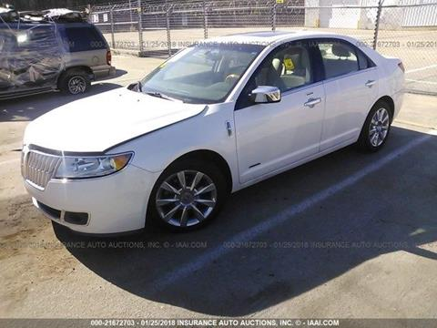 2011 Lincoln MKZ Hybrid For Sale in Indiana - Carsforsale.com®