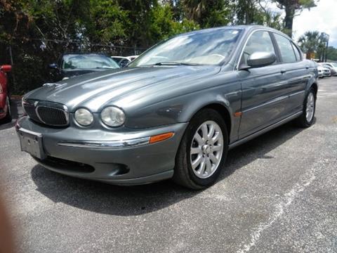 2003 Jaguar X Type For Sale In Jacksonville, FL