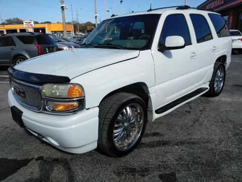2003 GMC Yukon for sale in Jacksonville, FL