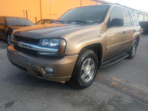 Chevrolet Trailblazer For Sale In Jacksonville Fl