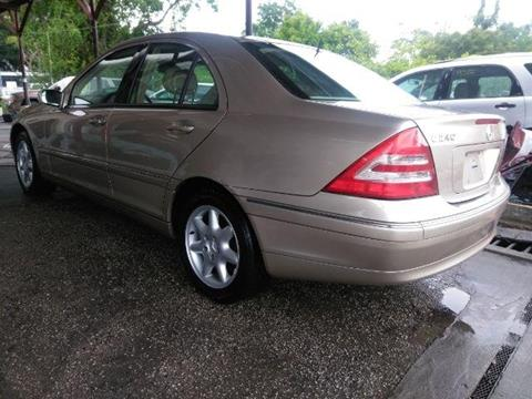 2001 Mercedes-Benz C-Class for sale in Jacksonville, FL