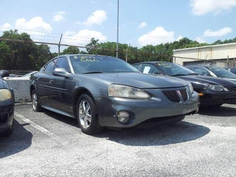2005 Pontiac Grand Prix for sale in Jacksonville, FL