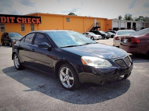 2007 Pontiac G6 for sale in Jacksonville, FL