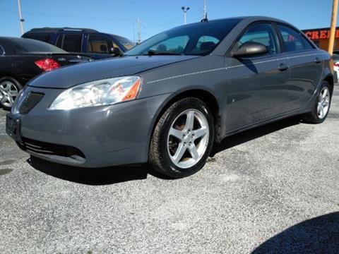 2008 Pontiac G6 for sale in Jacksonville, FL