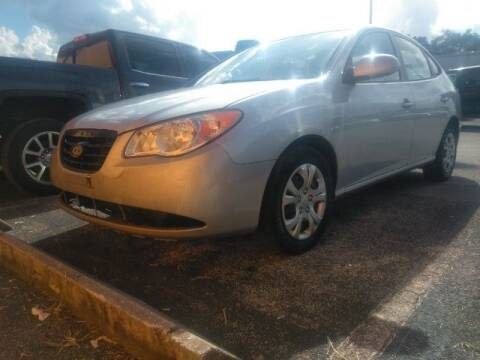 2010 Hyundai Elantra for sale at JacksonvilleMotorMall.com in Jacksonville FL